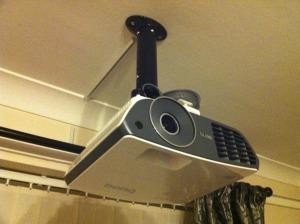 W700 + Adjustable Ceiling Mount