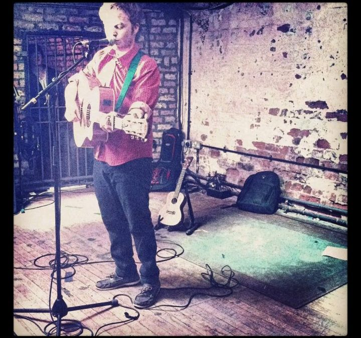 Ali Ingle EP Launch @ The Shipping Forecast, Liverpool