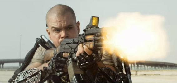 Elysium Review: FX you've seen before