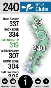 Golfshot Golf GPS Screen Shot