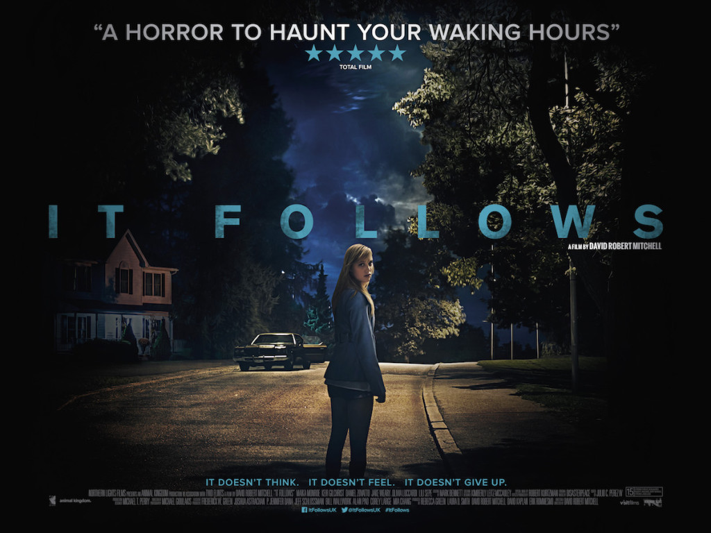 It Follows probably won't follow you